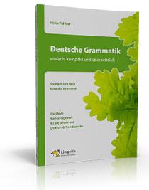 Deutsche Grammatik Buchcover